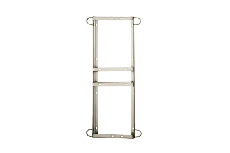 1马力台式不锈钢支架(带吊环)