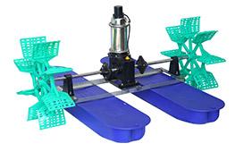 水车式增氧机(水冷)
