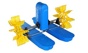 水车式增氧机