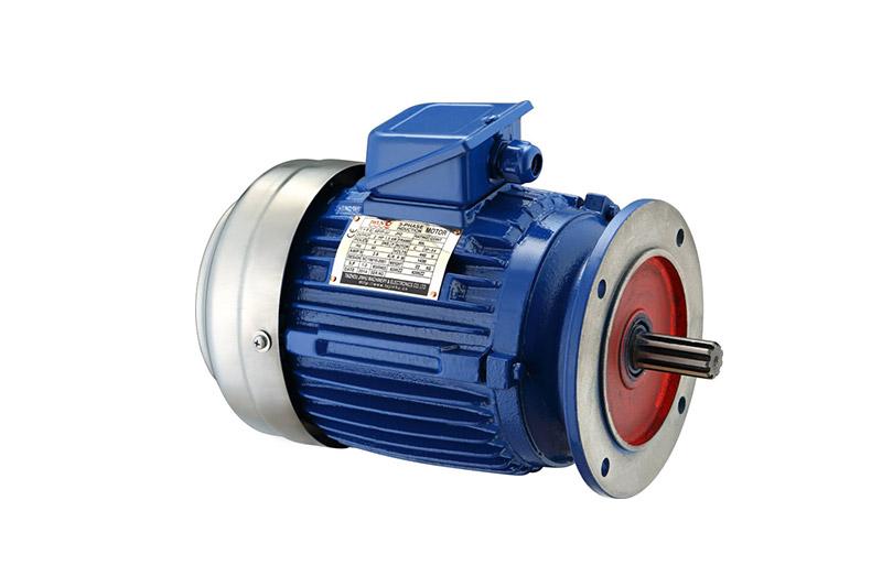 水车式9键2马力电机(西瓜筒式)