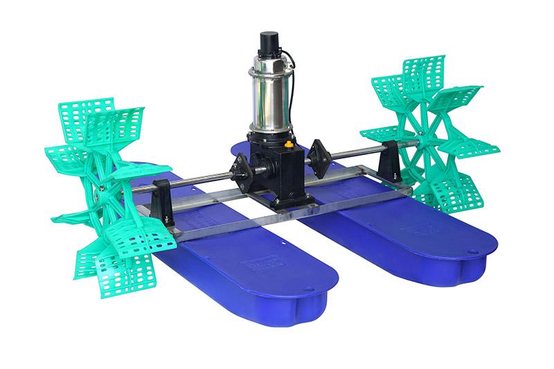 YC-0.75 超强水车式增氧机(水冷)