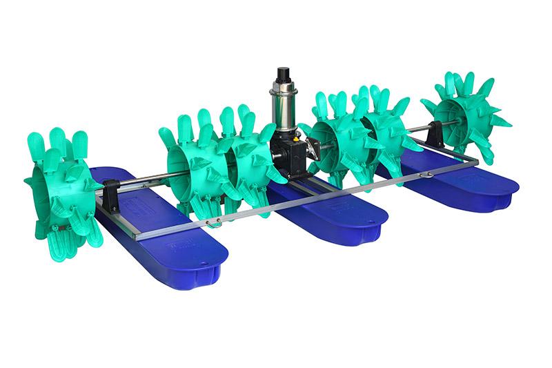 YC-2.2 高效率水车式增氧机(水冷)