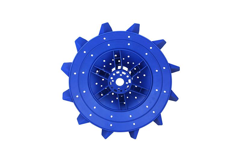 连体2.2/3kW塑料叶轮Φ73cm