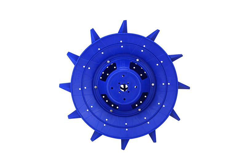 广式1.5kW塑料叶轮Φ66cm