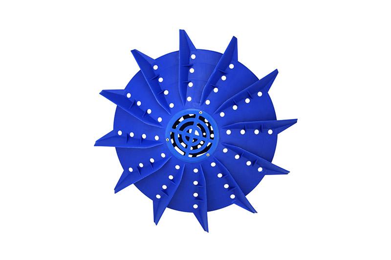 中式1.5kW塑料叶轮Φ66cm