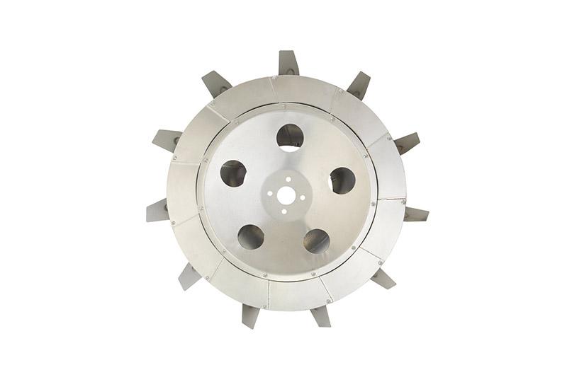 中式3kW镀锌叶轮Φ76cm