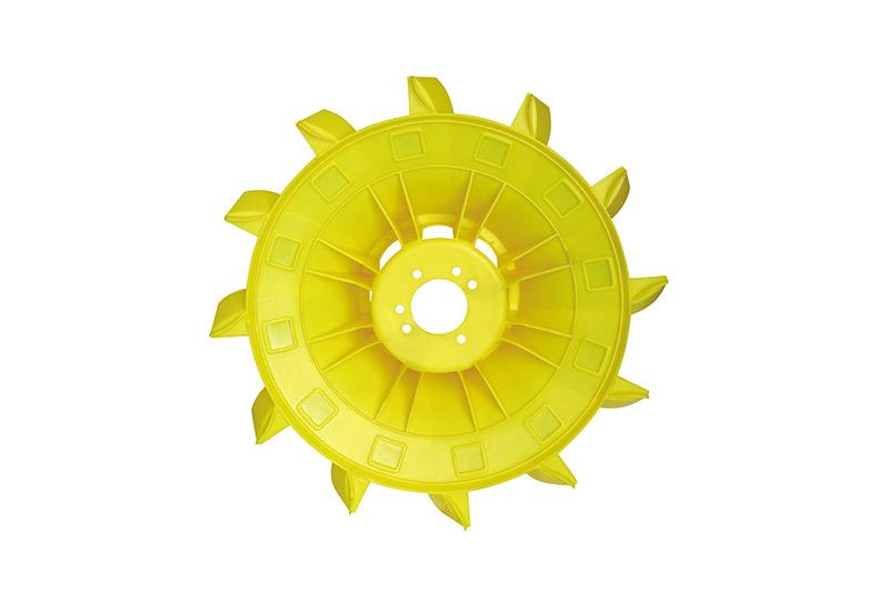 中式1.5kW新款塑料叶轮