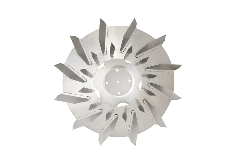 镀锌双叶轮 Φ73CM